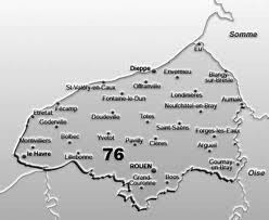 Dep 76 region haute normandie for 76 haute normandie